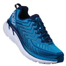 Hoka Men's Clifton 4 | Diva Blue / True Blue