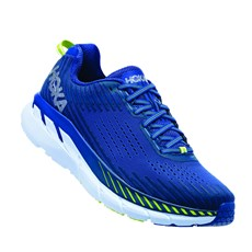 Hoka Men's Clifton 5 | Sodalite Blue / Mood Indigo