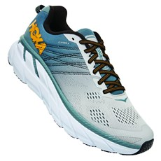 Hoka Men's Clifton 6 | Lead / Lunar Rock