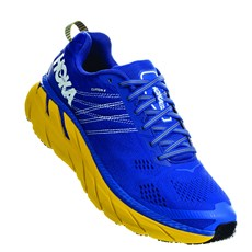 Hoka Men's Clifton 6 | Nebulas Blue / Lemon