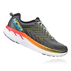 Hoka Men's Clifton 4 | Castlerock / Atomic Blue