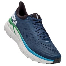Hoka Men's Clifton 7 | Moonlit Ocean / Anthracite