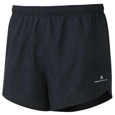 Ron Hill Men's Core Split Short | Black