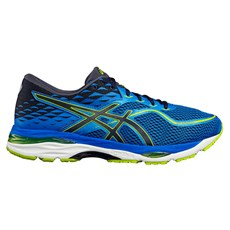 Asics Men's Cumulus 19 | Directoire Blue / Energy Green