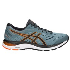 Asics Men's Cumulus 20 | Ironclad / Black