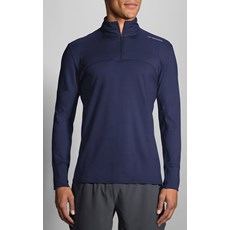 Brooks Men's Dash 1/2 Zip | Navy