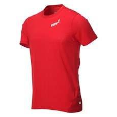 Inov-8 Men's Dri Release Tee | Dark Red