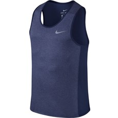 Nike Men's Miler Tank | Binary Blue / Binary Blue