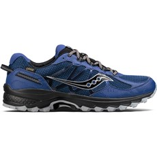 Saucony Men's Excursion TR11 GTX | Blue / Grey