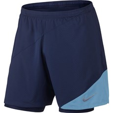 Nike Men's Flex 2 in 1 Short | Binary Blue / December Sky