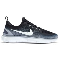 Nike Men's Free Run Distance 2 | Black / White/ Cool Grey