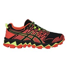 Asics Men's Fuji Trabuco 7 | Red Snapper / Black