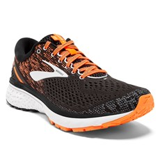 Brooks Men's Ghost 11 | Black / Silver