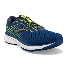 Brooks Men's Ghost 12 | Blue / Nightlife