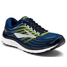 Brooks Men's Glycerin 15 | Blue / Lime