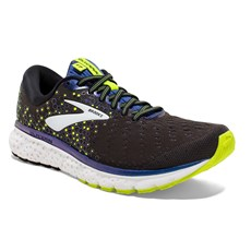 Brooks Men's Glycerin 17 | Black / Nightlife