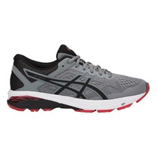 Asics Men's GT 1000 6 | Stone Grey / Black