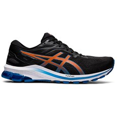 Asics Men's GT 1000 10 | Black / Re Born Blue