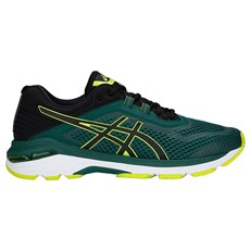 Asics Men's GT 2000 6 | Everglade / Black
