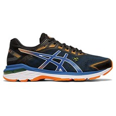 Asics Men's GT 2000 7 | Black / Lake Drive