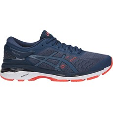 Asics Men's Kayano 24 | Smoke Blue / Smoke Blue