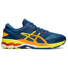 Asics Men's Kayano 26 | Blue / Yuzu