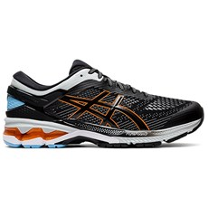 Asics Men's Kayano 26 | Black / Polar