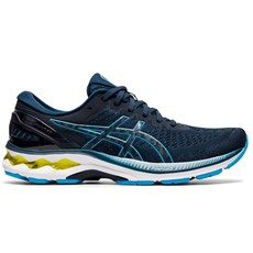Asics Men's Kayano 27 | French Blue / Digital Aqua