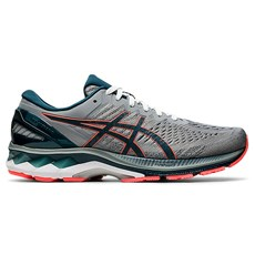 Asics Men's Kayano 27 | Sheet Rock / Magnetic Blue