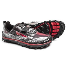 Altra Men's King MT | Black / Red