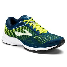Brooks Men's Launch 5 | Blue / Nightlife