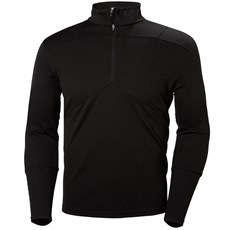 Helly Hansen Men's Lifa Active 1/2 Zip | Black