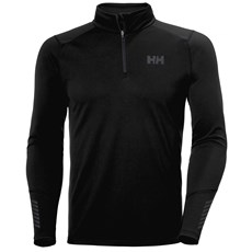 Helly Mens Lifa Active HZ | Black