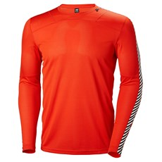 Helly Hansen Men's Lifa Crew | Grenadine
