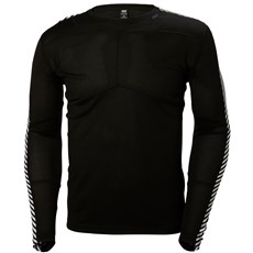 Helly Hansen Men's Lifa Crew | Black