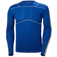 Helly Hansen Men's Lifa Crew | Olympian Blue