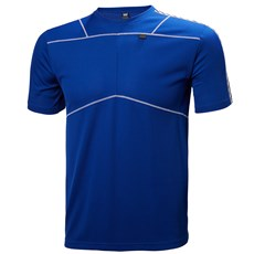 Helly Hansen Men's Lifa Tee   Olympian Blue