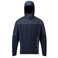 Ron Hill Men's Life Nightrunner Jacket | Deep Navy / Reflect
