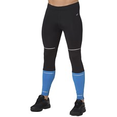 Asics Men's Lite Show Tight | Black / Race Blue