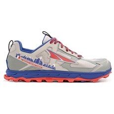 Altra Women's Lone Peak 4.5 Chamonix | Grey / Blue