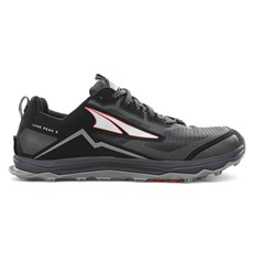 Altra Men's Loan Peak 5 | Dark Slate / Red
