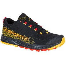 La Sportiva Men's Lycan II | Black / Yellow