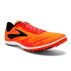 Brooks Men's Mach 18 | Orange / Black