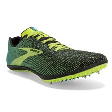 Brooks Men's Mach 19 | Black / Blue