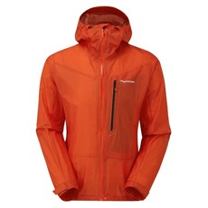 Montane Men's Minimus Jacket | Firefly Orange / Black