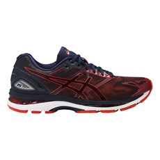 Asics Men's Nimbus 19 | Peacoat / Red Clay