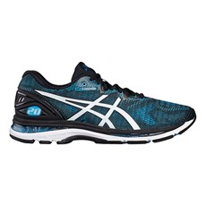 Asics Men's Nimbus 20 | Island Blue / White