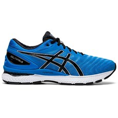 Asics Men's Nimbus 22 | Directoire Blue / Black