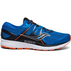 Saucony Men's Omni ISO | Blue / Orange