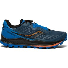 Saucony Mens Peregrine 11 ST | Space / Royal